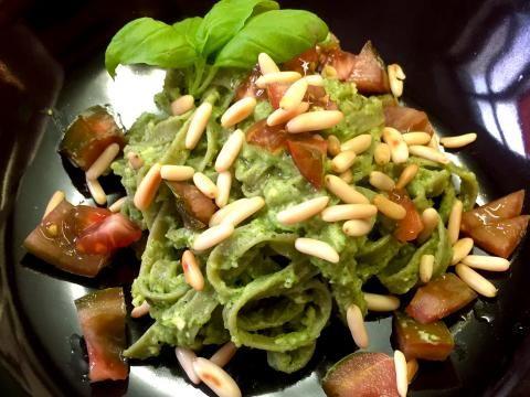 Linda Giese_Veganer Food Blog_schnelle-pasta-ueberrraschung
