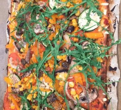 Linda Giese_Veganer Food Blog_Vegane Pizza