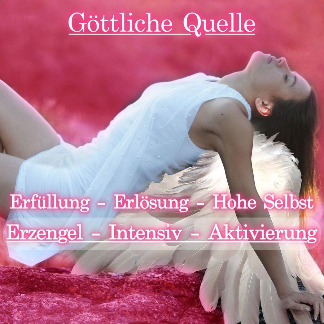 Meditationen göttliche Quelle - Linda Giese - Lebe dein Potenzial