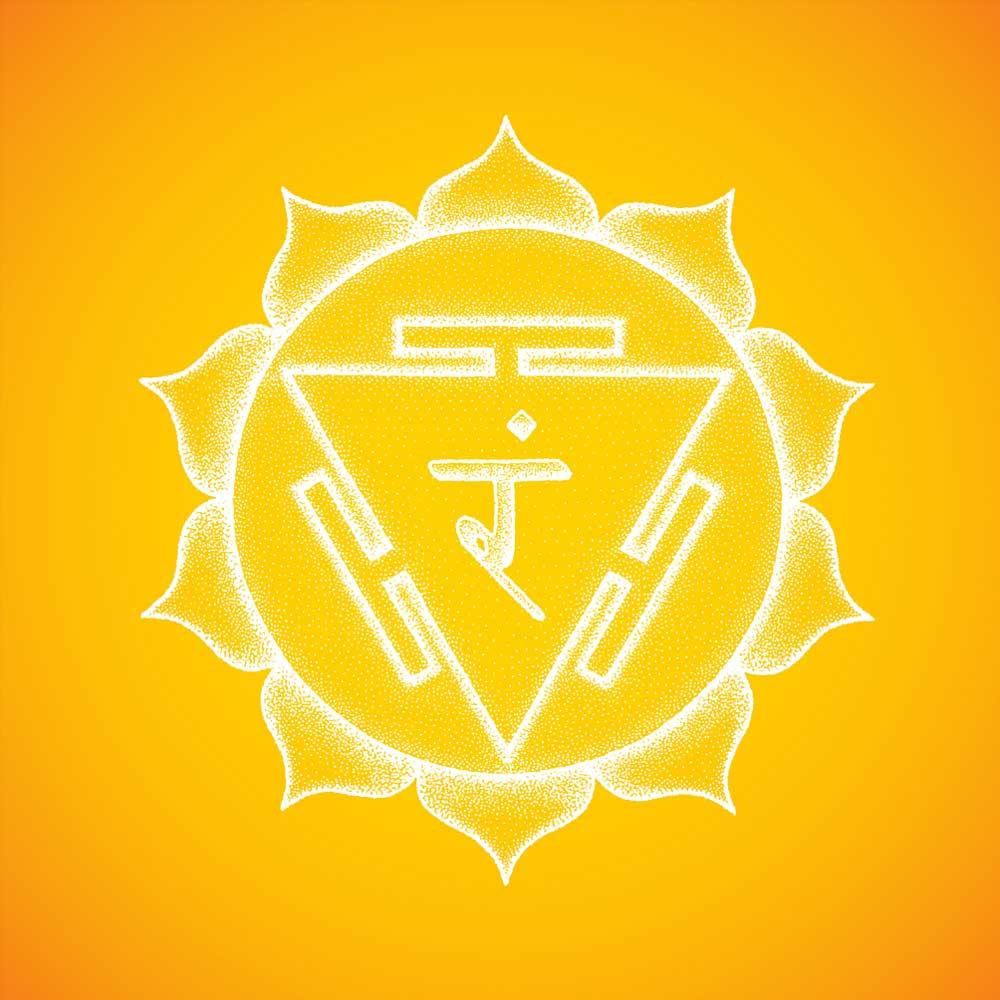 Solarplexuschakra - Manipura öffnen - Chakra reinigen - Chakra Thrapeut - Linda Giese