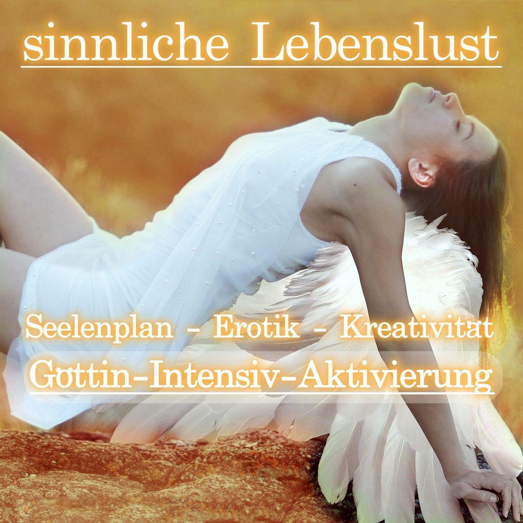 Meditationen Sinnliche Lebenslust - Linda Giese - Lebe dein Potenzial
