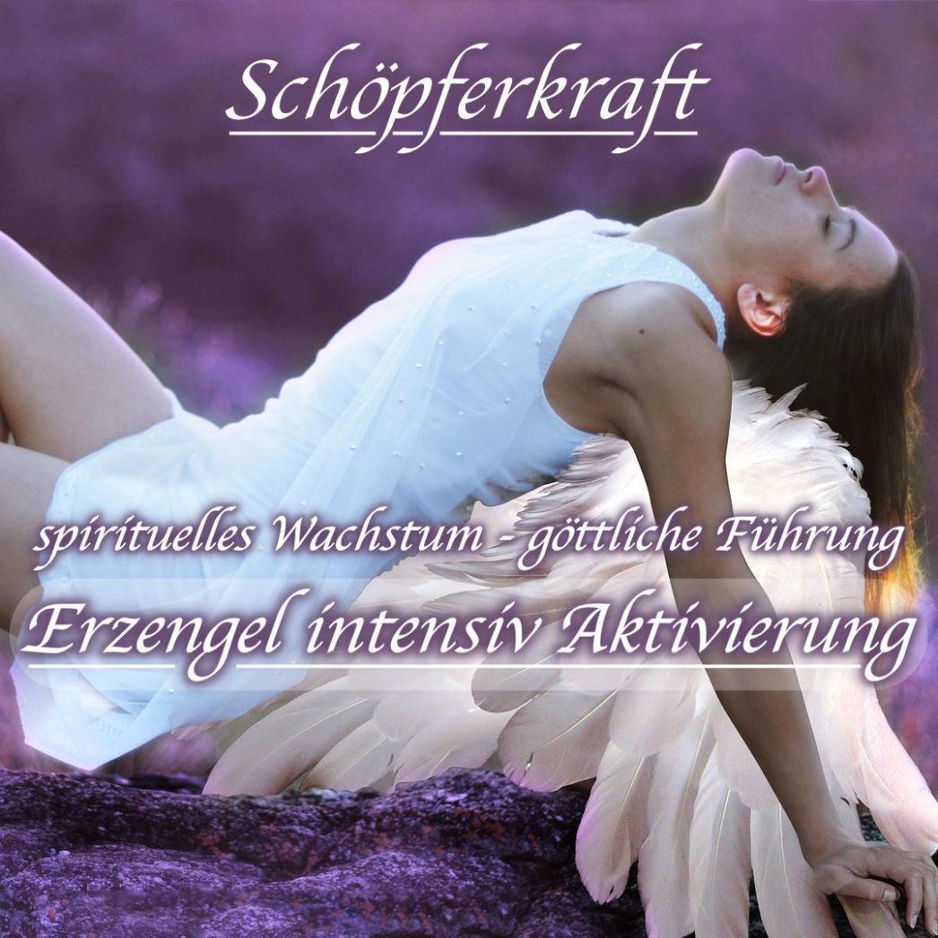 Meditationen aktiviere deine Schöpferkraft - Linda Giese - Lebe dein Potenzial