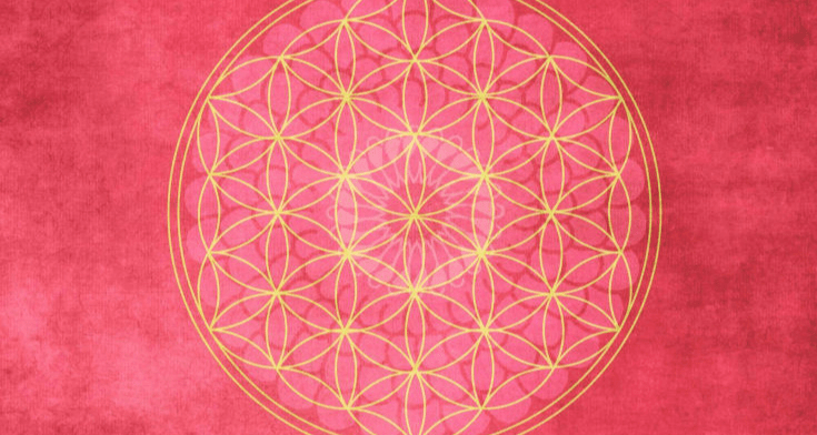 Linda Giese_Heilige Geometrie_Blume des Lebens