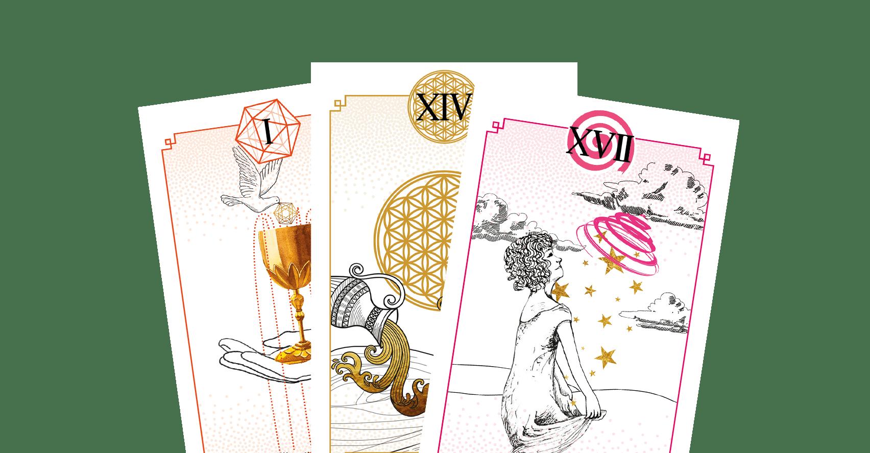 Linda Giese_Experting für Tarot der neuen Zeit aus der fünften Dimension