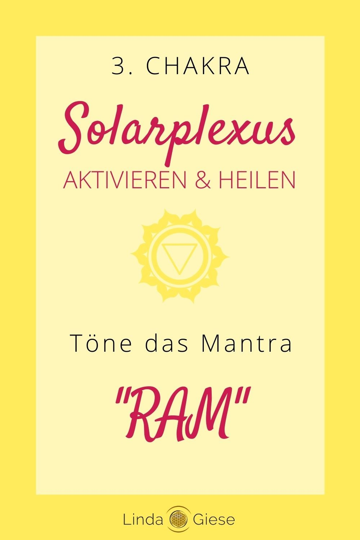 Mantra Solarplexuschakra öffnen - Linda Giese
