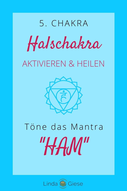 Mantra Halschakra öffnen - Linda Giese